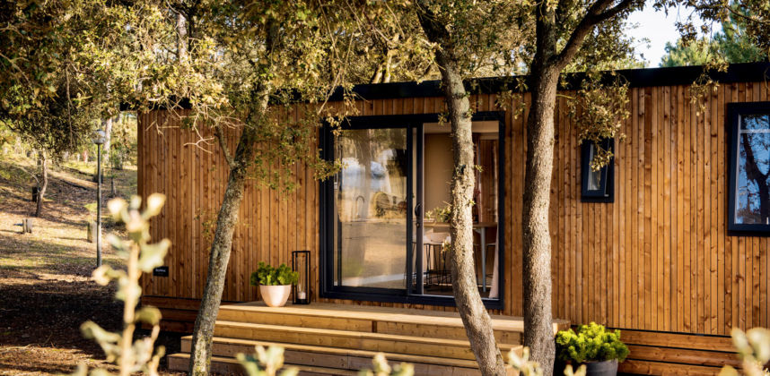 Location mobil-home 6 personnes O'Hara